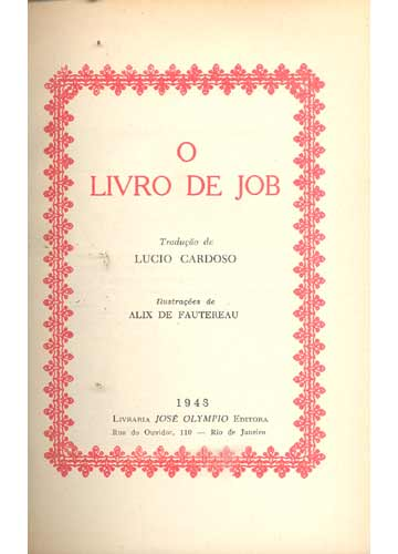 O Livro de Job