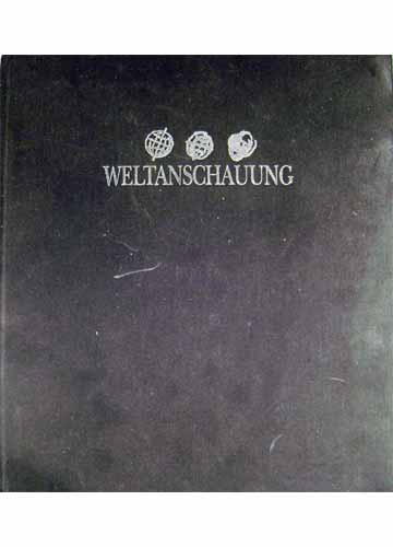 Weltanschauung - Com DVD-ROM e Poster