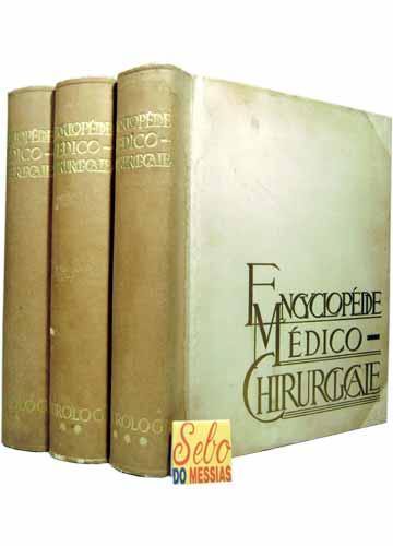 Encyclopedie Médico Chirurgicale - 3 Volumes