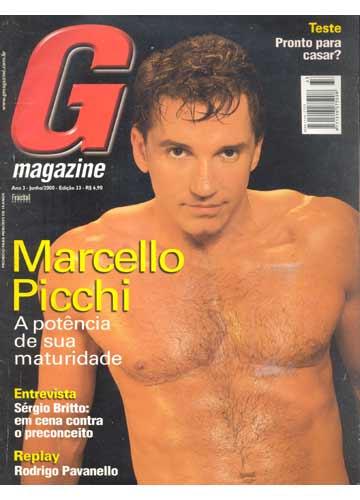 G Magazine - 2000 - N°.33 - Marcello Picchi