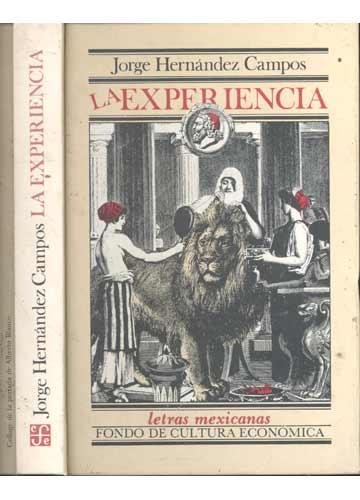 La Experiencia - Com Dedicatória do Autor