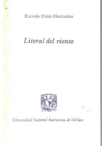 Litoral del Viento - com dedicatória do autor