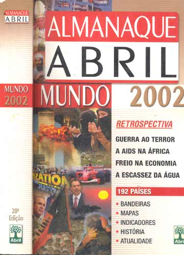 Almanaque Abril Mundo 2002