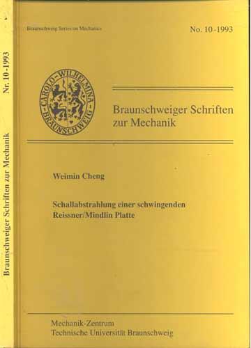 Braunschweiger Schriften Zur Mechanik