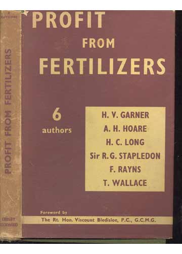 Profit From Fertilizers