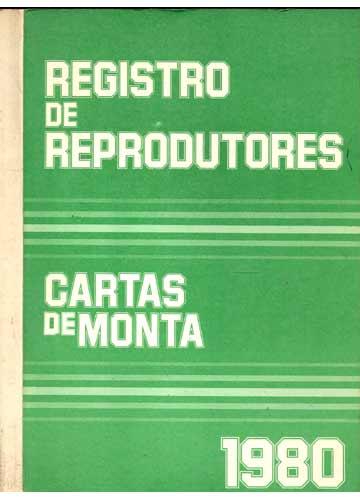Registro de Reprodutores - Cartas de Monta