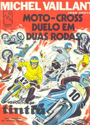 Michel Vaillant - Moto-Cross Duelo em Duas Rodas