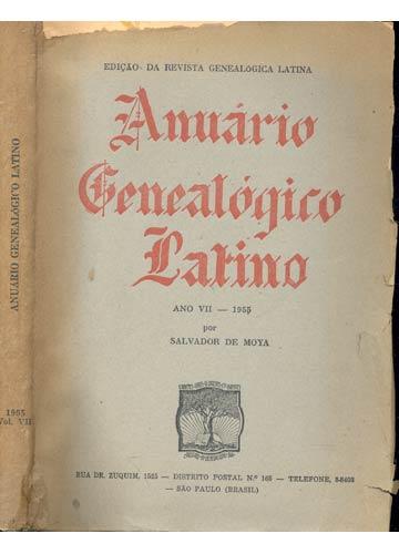 Anuário Genealógico Latino - Ano VII