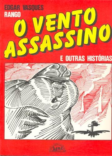Rango - O Vento Assassino e Outras História
