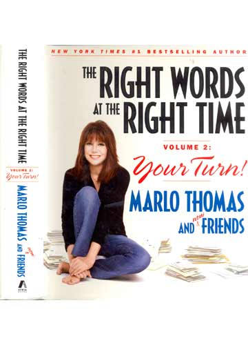 The Right Words at the Right Time - Volume 2