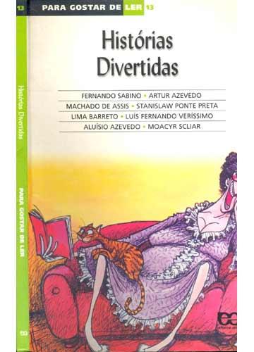 Histórias Divertidas - Para Gostar de Ler - Volume 13