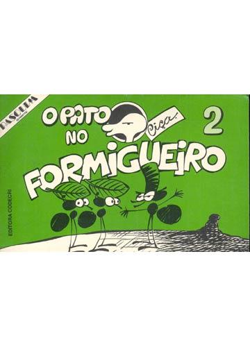 O Pato - Nº.02 - O Pato no Formigueiro