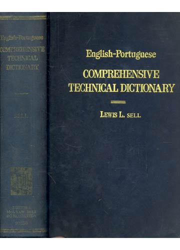 Comprehensive Technical Dictionary - English-Portuguese