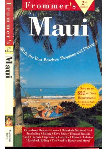 Frommer's - Maui