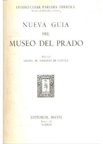 Guia Del  Museo Del Prado