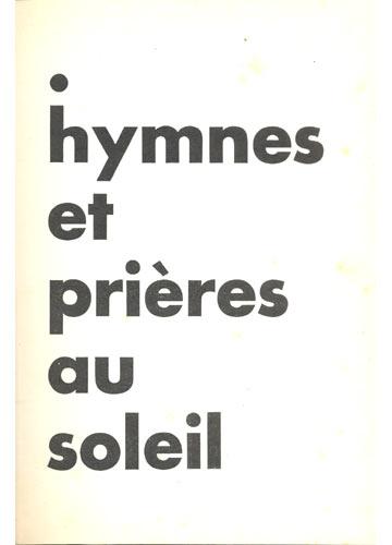 Hymnes et Prières au Soleil