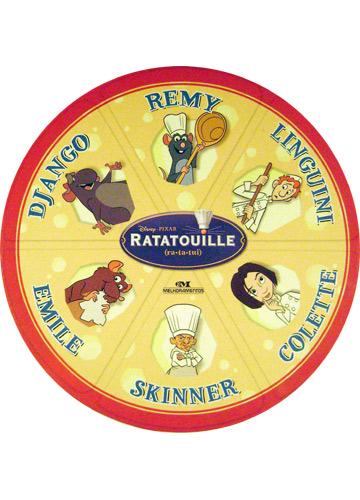 Ratatouille - Ra-ta-tui