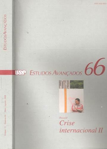 Estudos Avançados - Volume 23 - Número 66 - Maio / Agosto 2009