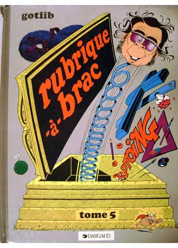 Rubrique-a-Brac - Tome 5