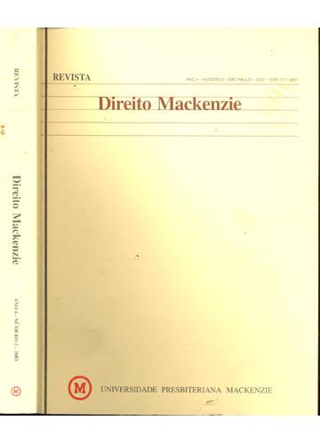 Revista Direito Mackenzie  - Ano 4 - Número 2 - 2003