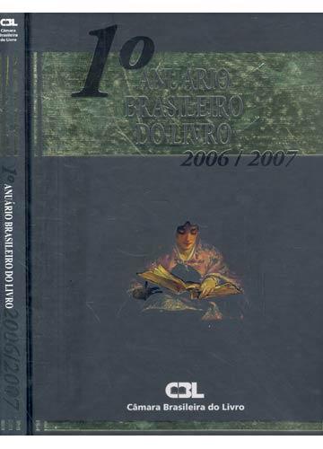 1º Anuário Brasileiro do Livro - 2006-2007