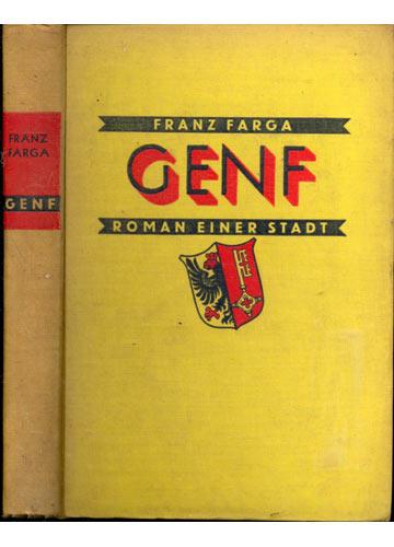 Genf - Roman Einer Stadt