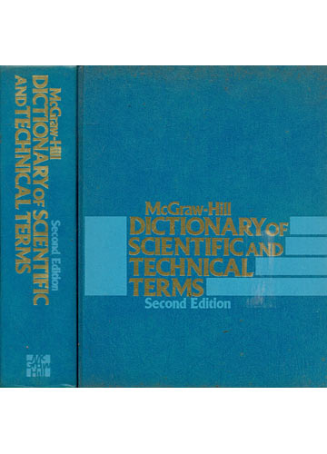Dictionary of Scientific and Technical Terms