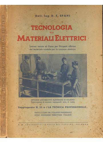 Tecnologia Dei Materiali Elettrici