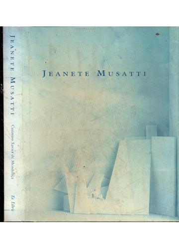 Jeanete Musatti - Com Dedicatória do Autor