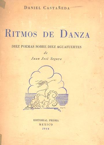 Ritmos de Danza - Com Dedicatória do Autor