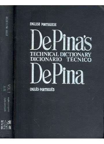 English - Portuguese \ Inglês - Português - Volume 1 - A - N