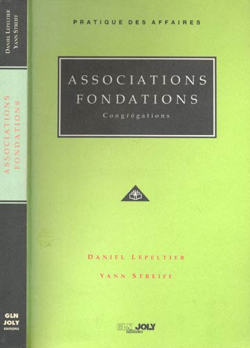 Associations Fondations