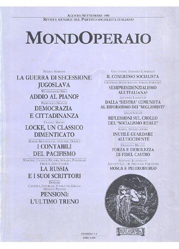 MondOperaio - Numero 5-6