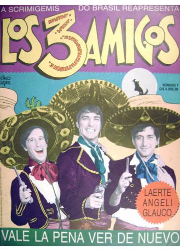 Los 3 Amigos - Nº.01