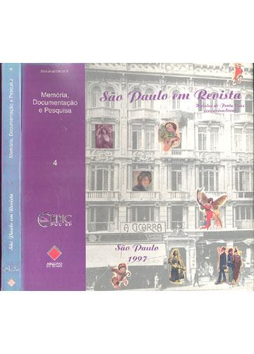 São Paulo em Revista - Catálogo de Publicações da Imprensa Cultural e de Variedade Paulistana (1870-1930)