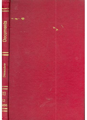 Documents - Décembre - Ano 1956 - Nº.12