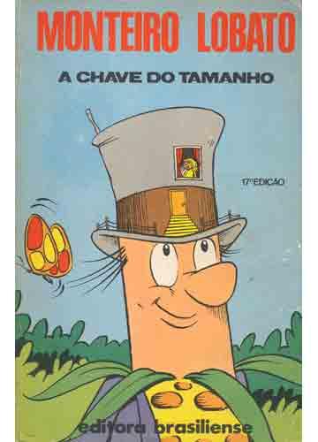 bc5605304 Livro - A Chave do Tamanho - Sebo do Messias
