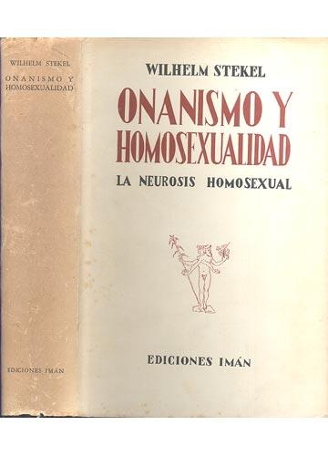 Onanismo y Homosexualidad