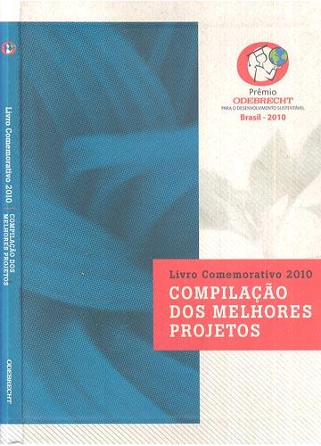 Livro Comemorativo 2010 - Compilação dos Melhores Projetos