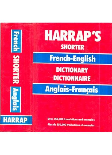 French Shorter Anglais
