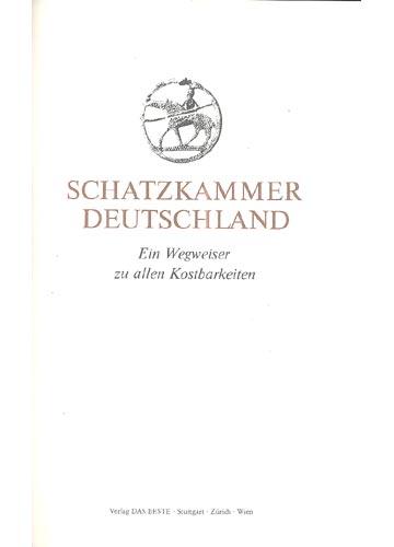 Schatzkammer Deutschland