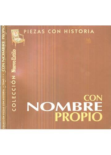 Con Nombre Propio - Tomo I