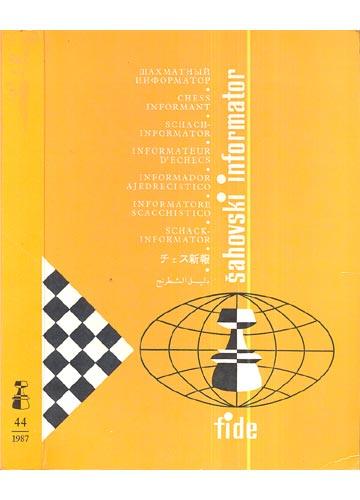 Sahovski Informator/ 44 - 1987