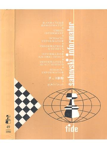 Sahovski Informator/ 49 - 1990