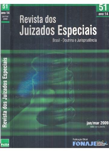 Revista dos Juizados Especiais - Ano 14 - Nº.51 - Jan/Mar 2009