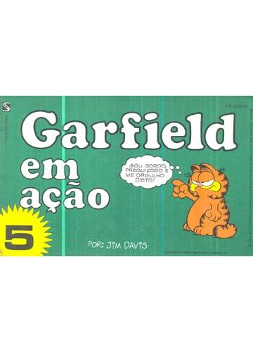 Garfield em Ação - Nº.05
