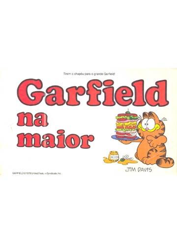 Garfield na Maior