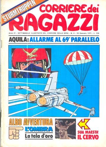 Corriere dei Ragazzi - 1975 - Nº.04