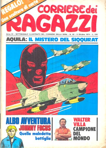 Corriere dei Ragazzi - 1974 - Nº.40