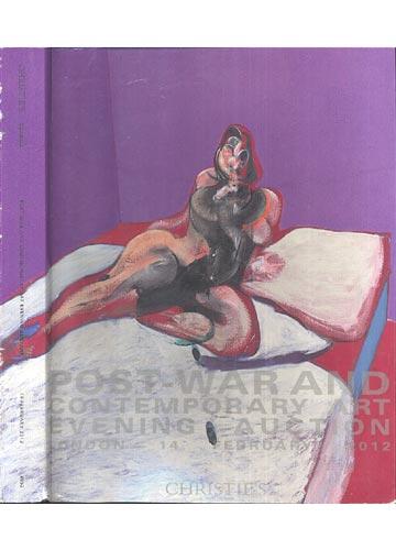 Post-War Contemporary Art Evening Auction